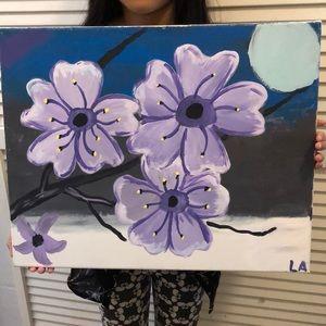 Sakura(Cherry Blossom) Canvas painting